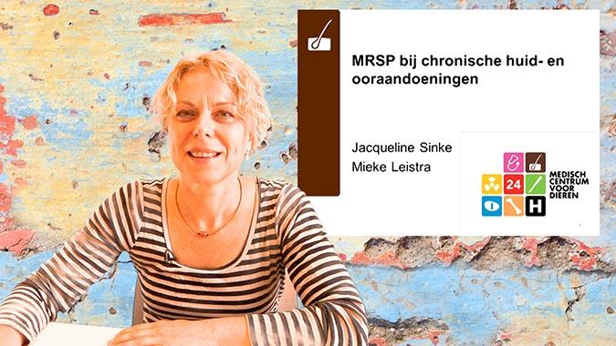 MRSP bij chronische huid- en ooraandoeningen